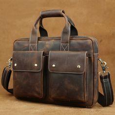 Handmade professional handmade satchel bag , handcrafted messenger bag,leather bag for men,great gift him(c115)