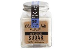 Rum Soaked Sugar