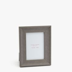 Image 1 of the product GREY FAUX WOODEN FRAME