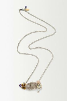 Cadavres Exquis Lustre Drop Necklace #anthropologie