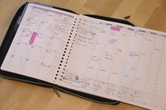 A5バインダー手帳術☆ウィークリーページでToDoと時間管理[無料ダウンロード] - conote