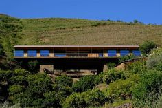 This winery in Portugal has opened a small hotel overlooking the vineyards