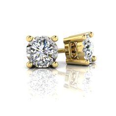 Silver Diamond Studs. R7800 Product Code- WE00081