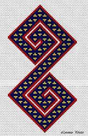 Resultado de imagen de patrones para bolsos wayuu