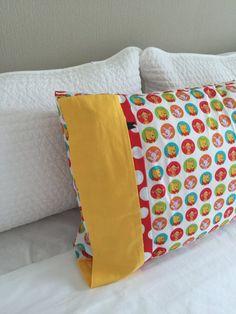 Winnie the Pooh Piglet & Tigger Pillowcase / by kuronekoetsy