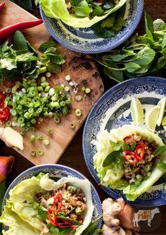 A peppy, punchy pork and macadamia larb to brighten your table on the dullest of days