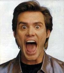 One of my favourite comedians - Jim Carrey. :D