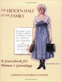 Info on finding female ancestors in each state, highlighting laws, both federal and state, that indicate when a woman could own real estate in her own name, devise a will, and enter into contracts. Entries contain information on marriage and divorce law, immigration, citizenship, passports, suffrage, and slave manumission. Material is included on African American, Native American, and Asian American women, and patterns of European immigration. Covers the 1600s to the outbreak of WWII.