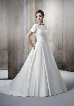 Gala Suknie Ślubne - Suknia Ślubna Keiko