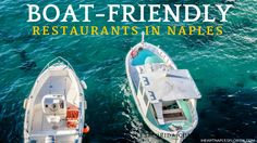 Boat Friendly Restaurants in Naples, Florida - Three60Market is missing from this list.