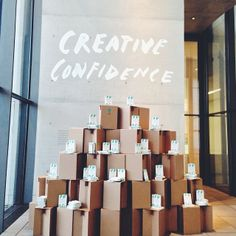 Creative Confidence Munich. Munich, Confidence, Retail, My Favorite Things, Holiday Decor, Creative, Life, Instagram, Design