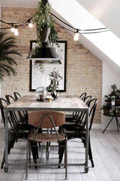 Ideas para tu nuevo comedor ¡Únete para recibir más ideas de decoración!