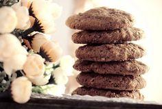 Galletitas de avena y miel Lit Pasteleria® Cookies, Chocolate, Desserts, Food, Oat Cookies, Honey, Crack Crackers, Tailgate Desserts, Biscuits