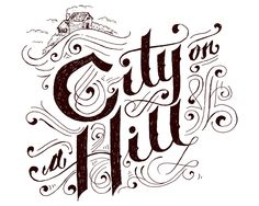 Hand drawn Font.. by Mary Kate McDevitt