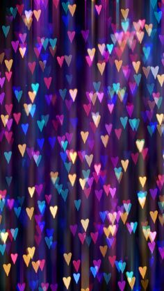 A Cool Collection Of Heart Bokeh Textures You Should See Neon Wallpaper, Heart Wallpaper, Cellphone Wallpaper, Mobile Wallpaper, Wallpaper Backgrounds, Iphone Wallpaper, Phone Backgrounds, Wallpapers, Leather Texture Seamless