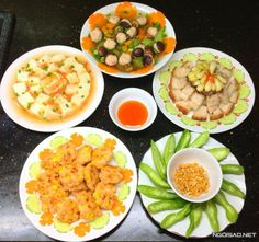 Vietnamese Recipes, Vietnamese Food, Daily Meals, Food Inspiration, Cantaloupe, Food And Drink, Menu, Fruit, Cooking