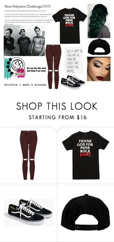 """Alternative bands-B-Blink-182🖤🤘🏻"" by mackenna-1 ❤ liked on Polyvore featuring Blink, Topshop, Hot Topic, J.Crew, Quiksilver, O'Neill and Roxy"