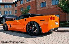 Orange Chevrolet Corvette Pictures - If you like muscle cars, check out our most popular photos submitted by car enthusiasts from around the world! Chevrolet Corvette, Corvette C6 Z06, Corvette 2005, Pontiac Gto, Supercars, Jaguar, Peugeot, Benz, Lamborghini