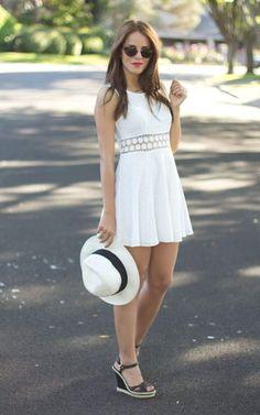 little white dress #5