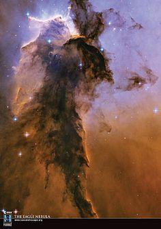Postcard01: The Eagle Nebula