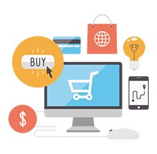 We are expert in ecommerce website design and development in India, USA, Ecommerce website maintenance and hire ecommerce developer.