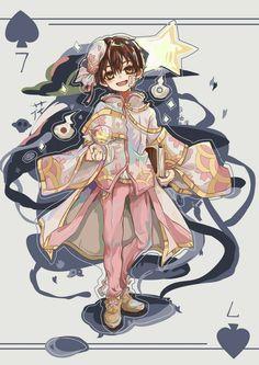 Este trabajo ilustrativo 魔法师花子 , con las etiquetas medibangpaint, 柚木普 etc. Kawaii Art, Kawaii Anime, Anime Family, Dibujos Cute, Kawaii Drawings, Anime Outfits, Anime Art Girl, Anime Chibi, Anime Style