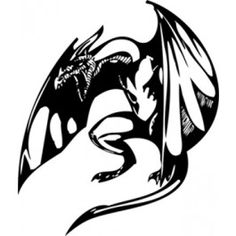 Attack Dragon Decal