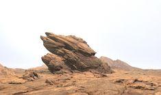 Desert Rock, Myeong Sup Kim on ArtStation at https://www.artstation.com/artwork/n2lNE