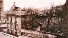 1930 - Montmartre psychédélique - Paris Unplugged Paris France, Paris 1900, Old Paris, Saint Ouen, Montmartre Paris, Chapelle, Barcelona Cathedral, Louvre, Building