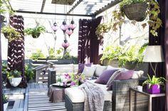 14 Ways to Create a Perfect Patio via Brit   Co