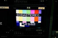 Soda Stereo fue una banda de rock argentina. Formada en Buenos Aires en el año 1982.