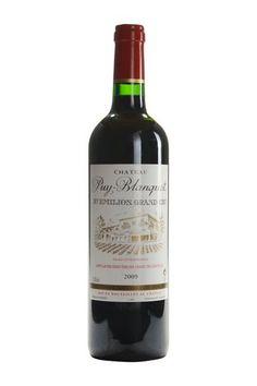 2009 Chateau Puy Blanquet, Saint-Emilion Grand Cru, France  86pt. 16 pounds