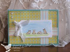 SC482 Bunny Fun by Cook22 - Cards and Paper Crafts at Splitcoaststampers