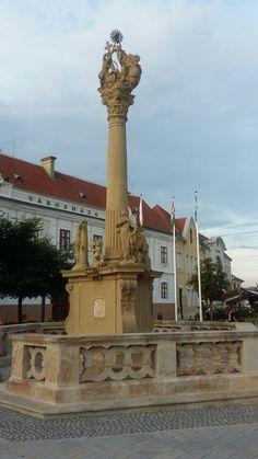 Keszthely Fő tér Homeland, Statue Of Liberty, Europe, Hungary, Statue Of Liberty Facts, Statue Of Libery