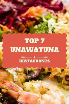 Unawatuna, Sri Lanka has a huge number of restaurants. We spent two weeks in the area, tried most of them and compiled a list of our favourite 7. One for every day of the week