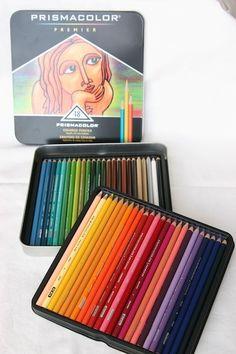 Pysseltagen: Tips&Trix-torsdag: PrismaColor Pencils