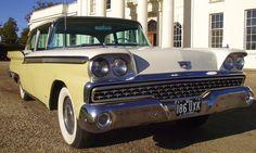 1958 Ford Fairlane V8