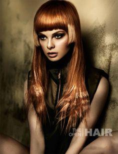 英國 - Michelle Griffin Art Team - 創意髮型 - 線上訊息 - 髮型文化雜誌