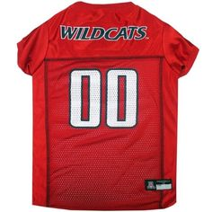 Shop where every purchase helps shelter pets! Arizona Wildcats Pet Jersey - from $23.85