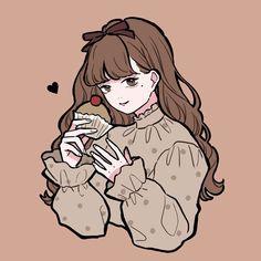 Savage Girl, Tumblr Art, Anime Style, Earth Tones, Art Reference, Anime Art, Aesthetic Drawings, Girl Drawings, Cartoon