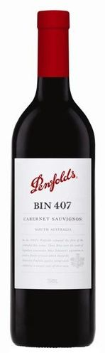 In stock - 54,45€ 2009 Penfolds BIN 407 Cabernet Sauvignon, red dry , Australia - 89pt Wine of dark ruby-garnet colour with light red rim. In its nice aroma we can sense robust fruity tones of blueberries, blackcurrants and dried plums, altertnating with gentle tracks of spicy toasting. Taste is opulent, deeper with sweet tannins, concentrated track of dark forest fruit and in aftertaste beautiful tones of roasted coffee.