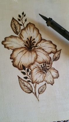 Wood Burning Kits, Wood Burning Crafts, Wood Burning Patterns, Pyrography Designs, Pyrography Patterns, Simple Wood Carving, Mother Painting, Wood Burning Techniques, Wood Burn Designs