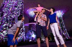 Garden By The Bay Singapore Taman kota yang luas ini menawarkan pemandangan…