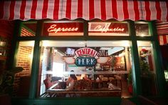 +pics+of+central+perk   mock-up of the Central Perk cafe from TV series friends in Beijing ...