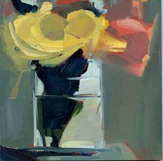 Original artwork from artist Lisa Daria Kennedy on the Daily Painters Gallery Diablo Guardian, Paintings I Love, Flower Paintings, Painting Inspiration, Flower Art, Original Artwork, Abstract Art, Illustration Art, Fine Art
