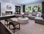 Contemporary living room 27 Diamonds Interior Design