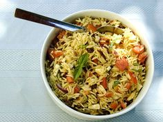 Bocce Pasta Salad...another make-ahead salad ideal for camping, picnics, or potlucks