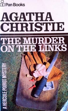 The Murder on the Links by Agatha Christie. Pan edition, 1971.