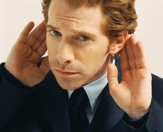 """""""God is, to me, pretty much an idea. God is, to me, pretty much a myth created over time to deny the idea that we're all responsible for our own actions.""""- Seth Green"""