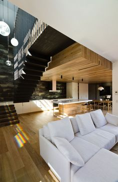 The Open House designed by Architects EAT / Richmond, Victoria, Australia
